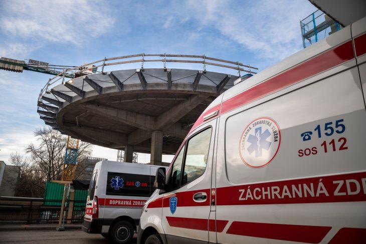 Prihláste sa ako náhradník na očkovanie v Bratislave