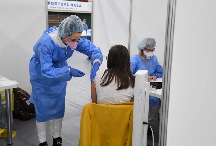 Najväčšie očkovacie centrum na Slovensku má byť v Bratislave