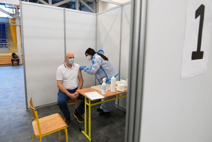 Veľkokapacitné očkovacie centrum už aj v Poprade