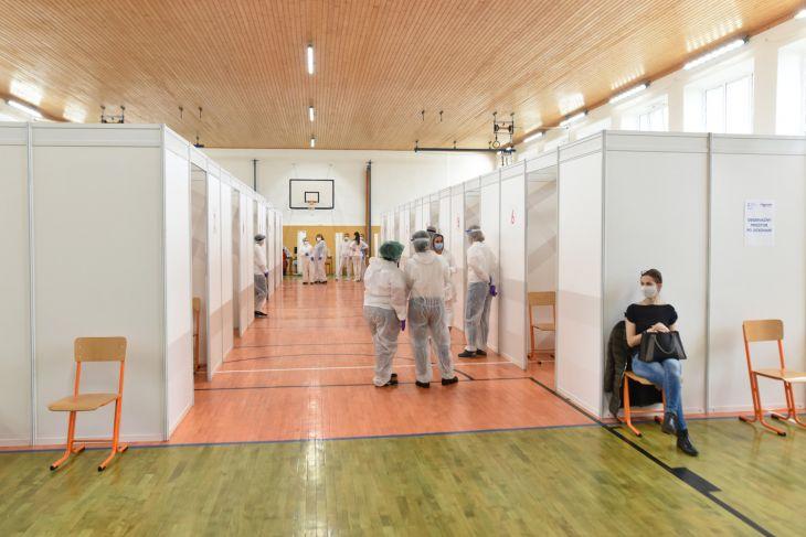 Informácie o očkovaní cez víkend v Trnavskom kraji