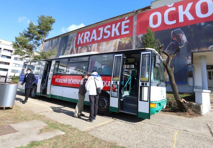 BBSK prichádza s tzv. očkovacím autobusom