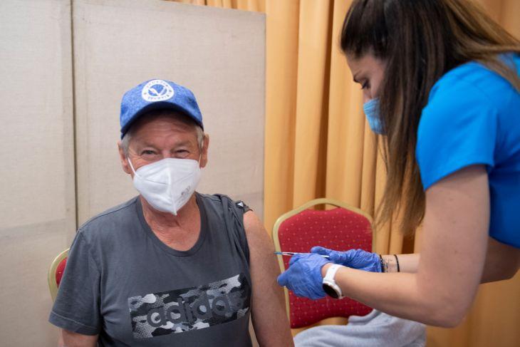 Vakcinačné centrum v Senici zdvojnásobilo kapacity