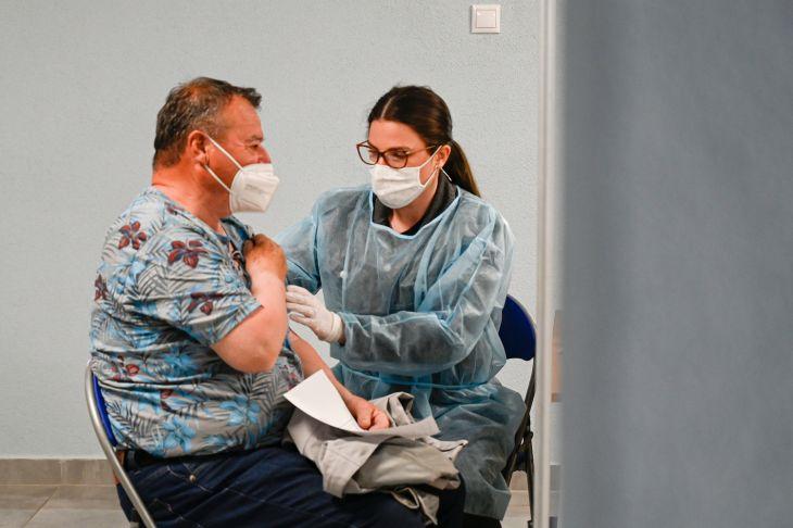 Mobilné očkovanie rozširuje kraj aj do okresu Krupina