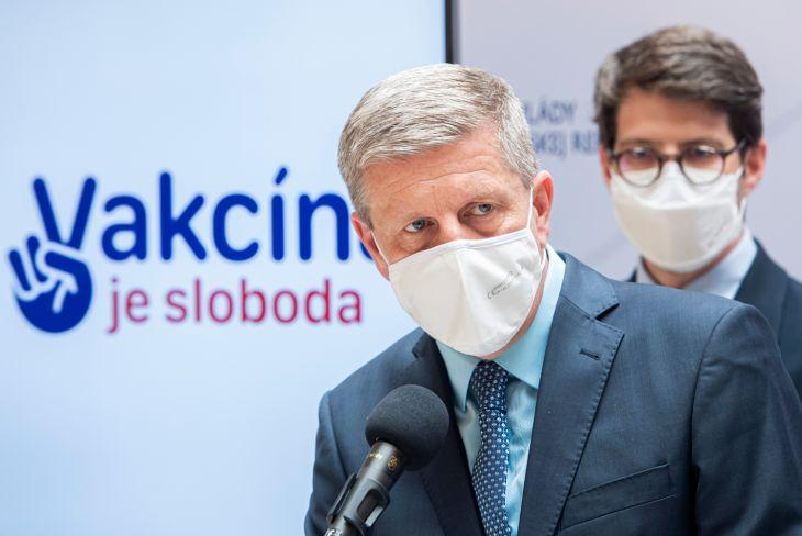 Spustí sa systém voľného výberu vakcín a očkovanie Sputnikom