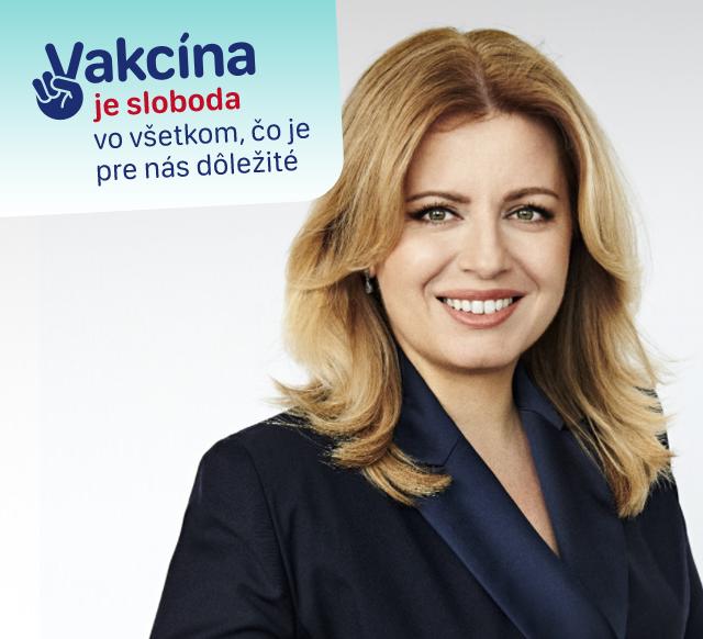 Fotka - Zuzana Čaputová