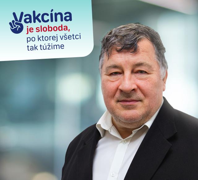 Fotka - Vladimír Krčméry