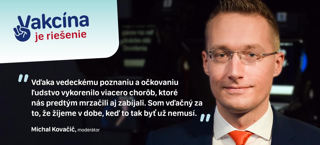 Michal Kovačič